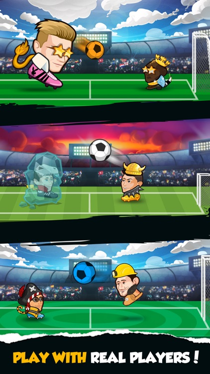 Online Head Ball screenshot-2
