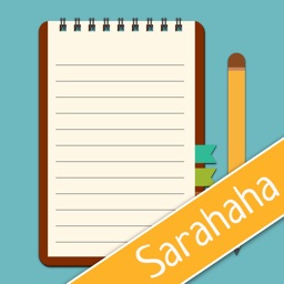 Sarahaha Daily diary - Your simple way to journal