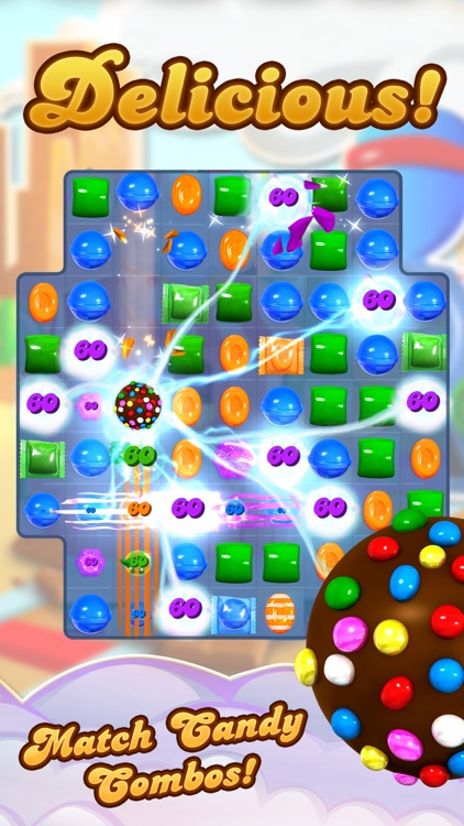 Candy Crush Saga screenshot-0