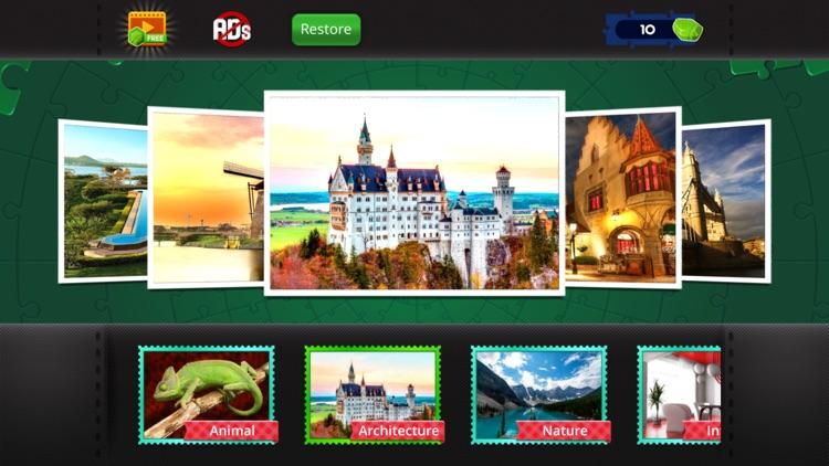 Epic Jigsaw Puzzles screenshot-3