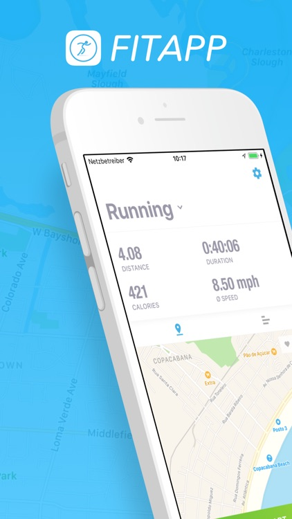 Running Walking Jogging FITAPP