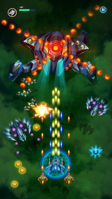 Infinite Shooting: Galaxy War screenshot #5