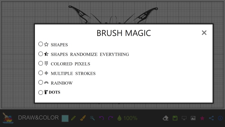 Draw And Color - Fill color screenshot-4