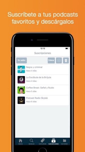 Radio y Podcast iVoox a l\'App Store