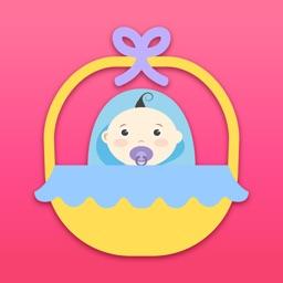 Baby Photo App- Pregnancy Photo & Milestones Story