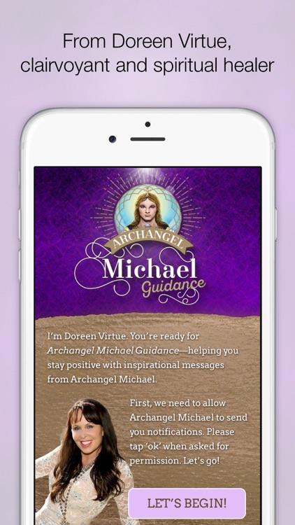Archangel Michael Guidance - Doreen Virtue screenshot-4