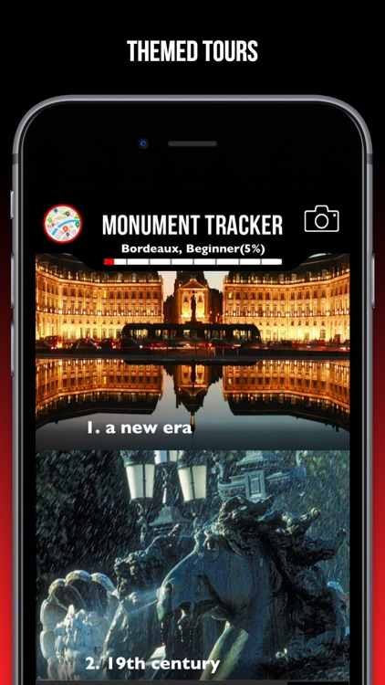 Monaco Travel Guide Monument Tracker - Offline Map screenshot-3