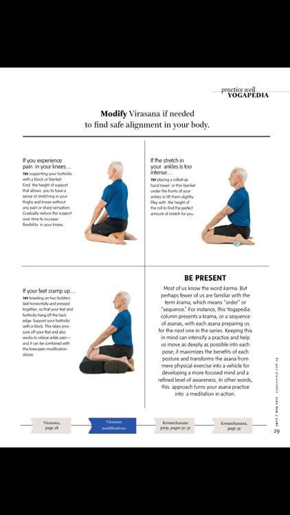 Yoga Journal Singapore Magazine screenshot-4