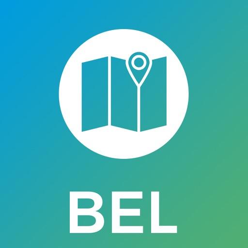 Belgrado - Mapas de la ciudad