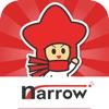 芸能人になるためのオーディションアプリ narrow