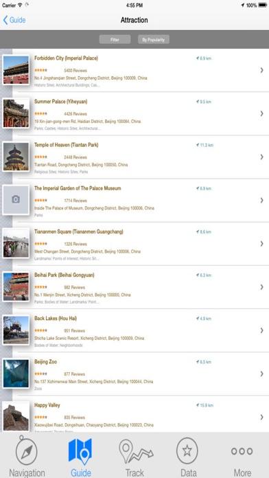China Offline Map review screenshots