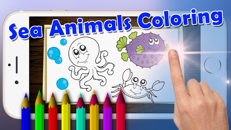 Coloring page funny for kids (coloring is fun) screenshot-3