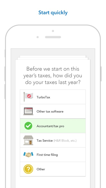 TurboTax Tax Return App