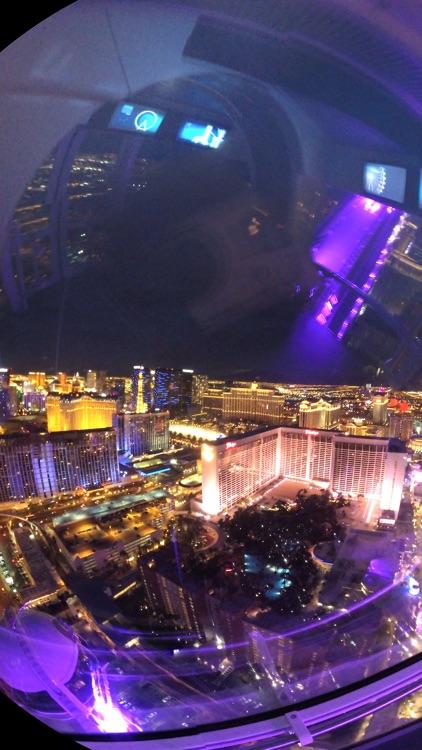 VR Las Vegas Big Wheel Ride Virtual Reality 360