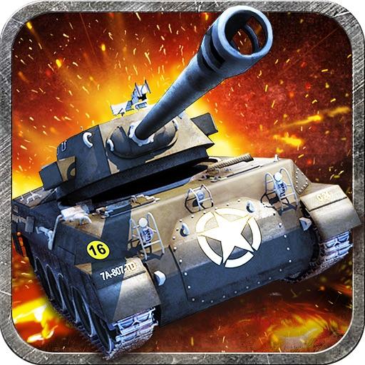【坦克突袭】-经典坦克大战游戏