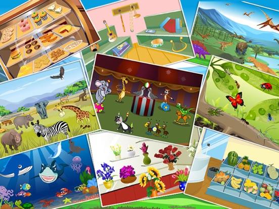 Animal Shape Puzzle- Educational Preschool Gamesのおすすめ画像5