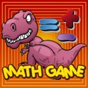 Dinosaur Math Games:Educational For Kid 1st Grade icon