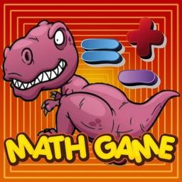 Dinosaur Math Games:Educational For Kid 1st Grade
