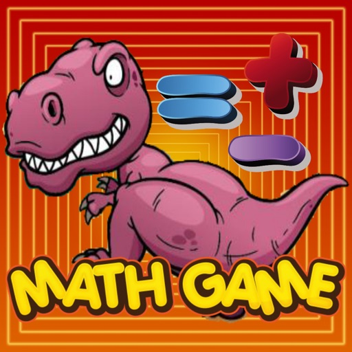 Dinosaur Math Games:Educational For Kid 1st Grade iOS App