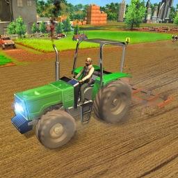 Tractor Farm Life Simulator 3D