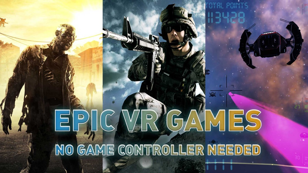 VR GAMES FREE – For Oculus, Vive, Google Cardboard Cheat Codes