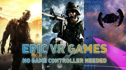 VR GAMES FREE - For Oculus, Vive, Google Cardboard screenshot 1