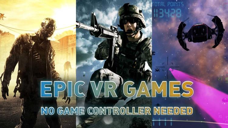 VR GAMES FREE - For Oculus, Vive, Google Cardboard