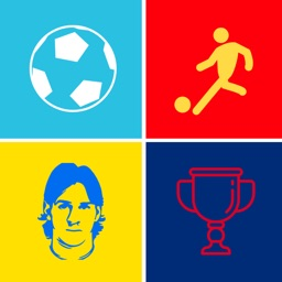 Soccer Quiz: guess players and teams, logo & club