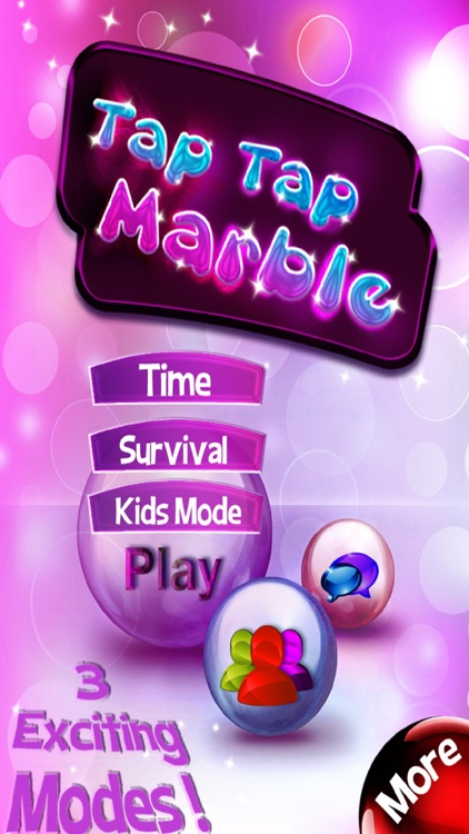Tap Tap Marble Free – #1 Bubble Crush Game screenshot-0