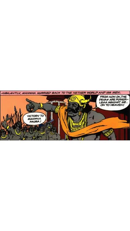 Tales of Durga - Amar Chitra Katha Comics screenshot-3