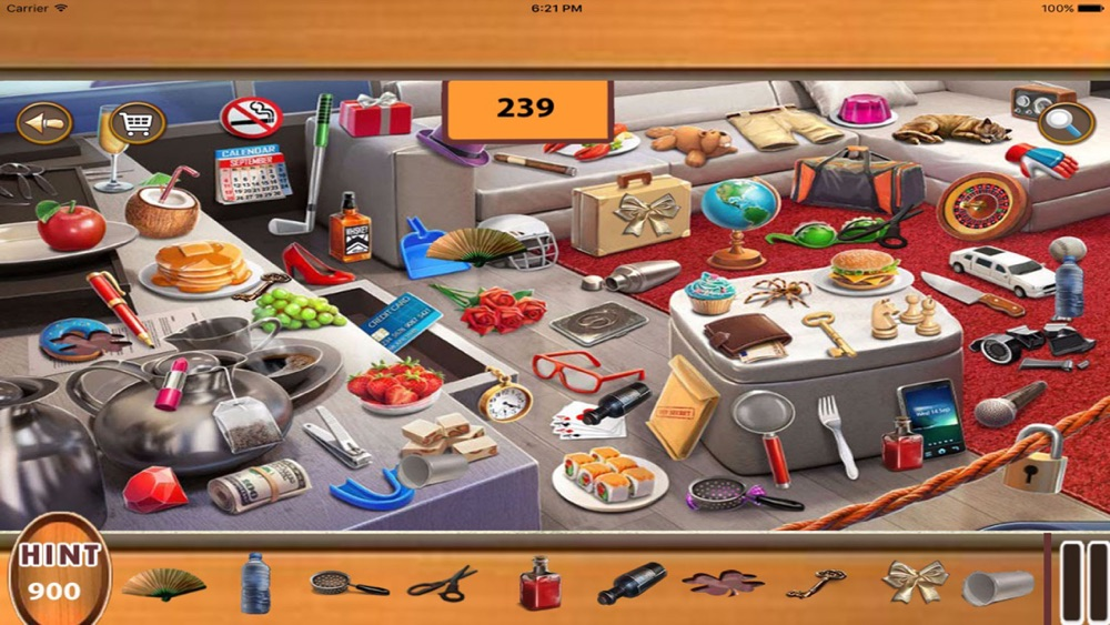 Hidden Objects : Photo Party hack tool