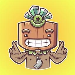 Funny Incas Stickers
