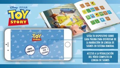 点击获取Toy Story Cuentos accesibles para todos