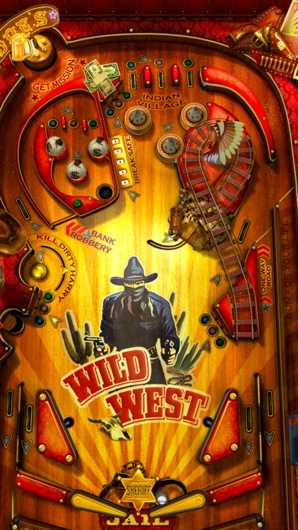 Wild West Pinball screenshot-0