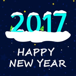 New Year Wallpapers - Photo Frames & Wishing Cards