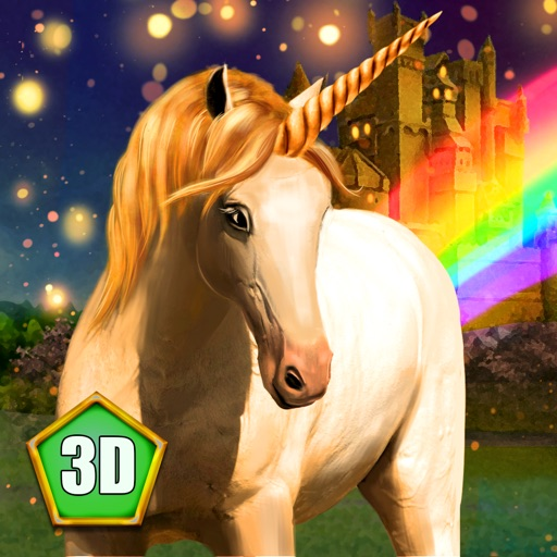 Unicorn Family Simulator icon