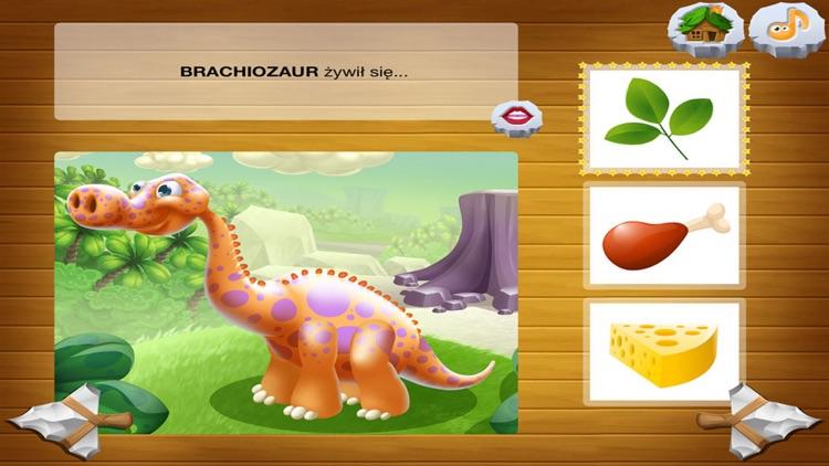 DinoClub. Świat Dinozaurów screenshot-3