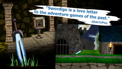Screenshot from Swordigo