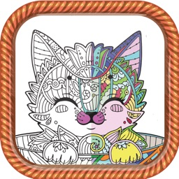 Coloring book for adults anxiety relief