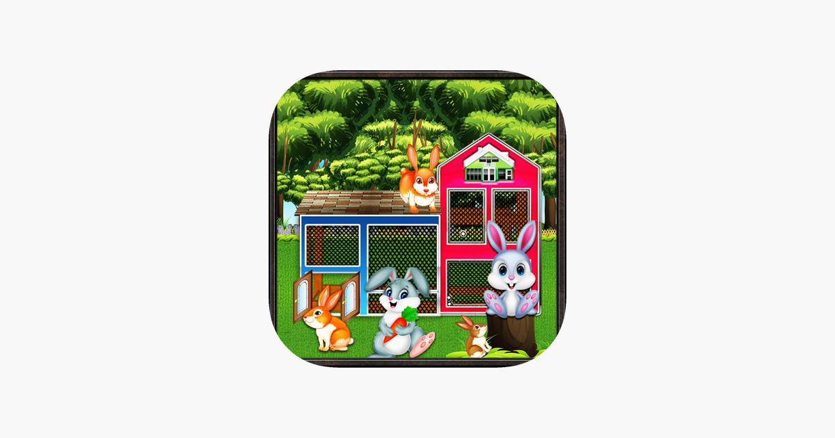 Constructor de casas de conejos dise ador de ca en app store - Disenador de casas gratis ...
