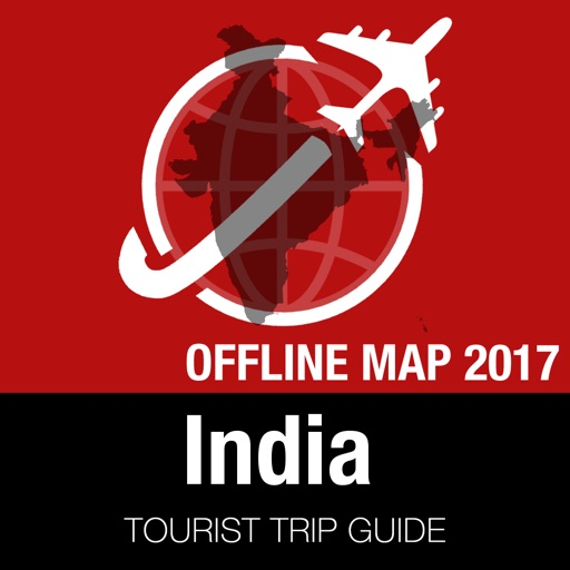 India Tourist Guide + Offline Map