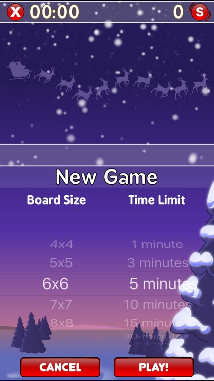 Word Shaker Christmas screenshot-3