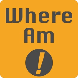 Where am I - Today widget with a little compass