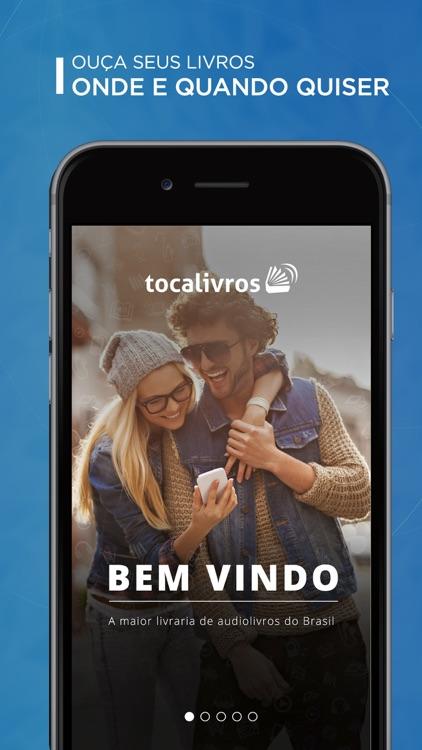 Audiolivros da Tocalivros