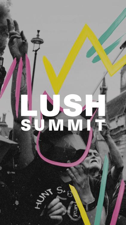 Lush Summit Sticker Pack