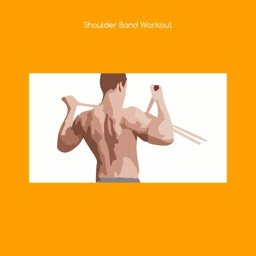Shoulder band workout