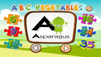 点击获取ABC Jigsaw Puzzle Vegetable Game Fun For Toddler