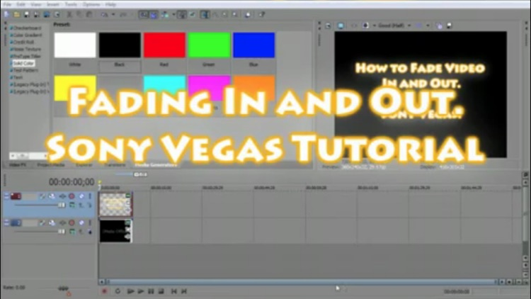 Video Guides For Sony Vegas Pro screenshot-3