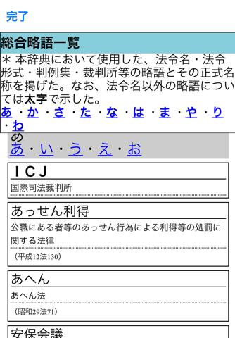有斐閣 法律学小辞典第5版 - náhled