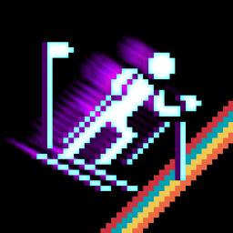 Ícone do app Retro Winter Sports 1986